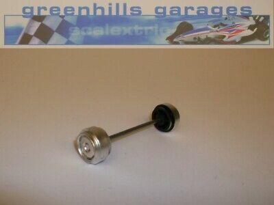 Accurato Greenhills Scalextric Jaguar Xj220 Front Axle & Wheels - Used P795 ##x Essere Romanzo Nel Design