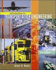 Introduction to Transportation Engineering (Int'l Ed) by James H. Banks (Paperback, 2001)