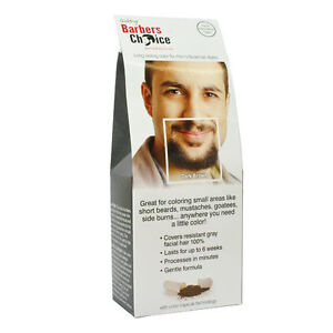 GODEFROY Barbers Choice Beard & Mustache Color Application Kit ...