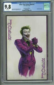Joker-Year-Of-The-Villain-1-CGC-9-8-Scorpion-Comics-Edition-C-Crain-Comic-Con
