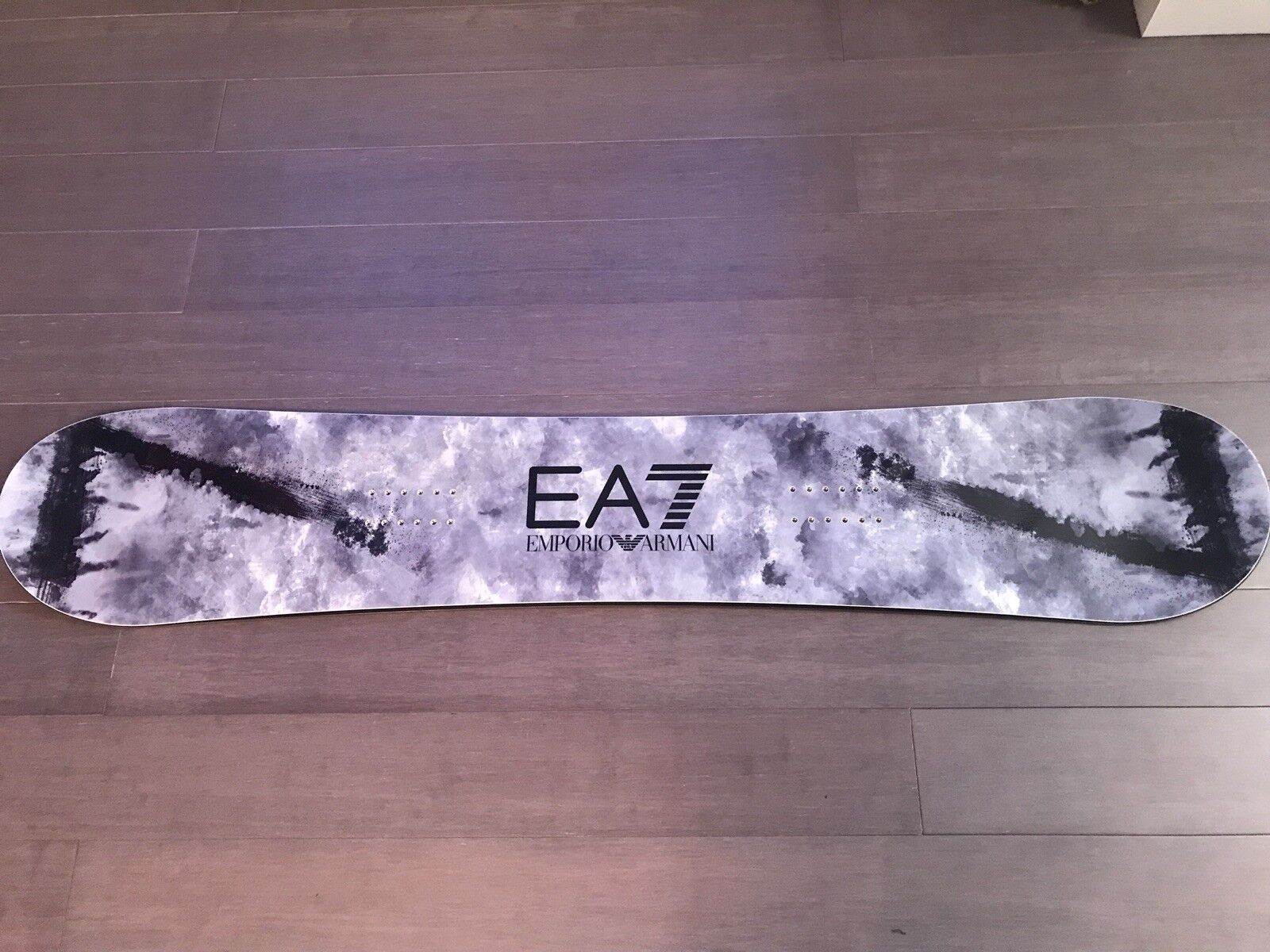 Snowboard Armani EA7 LIMITED  WINTER SALE DESIGNER  BRAND NEW