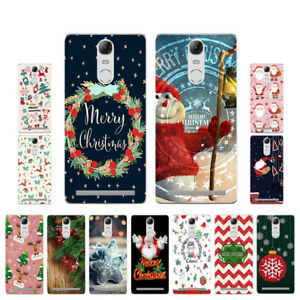 huge discount 45f3a 6718f Soft TPU Silicone Case For Lenovo Vibe K5 Note Phone Back Cover Skin ...