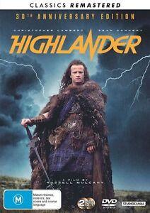 Highlander-NEW-DVD