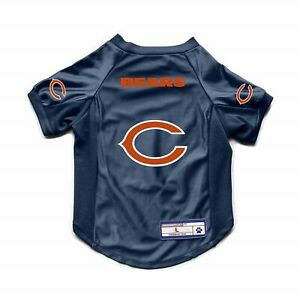NEW-CHICAGO-BEARS-DOG-CAT-DELUXE-STRETCH-JERSEY