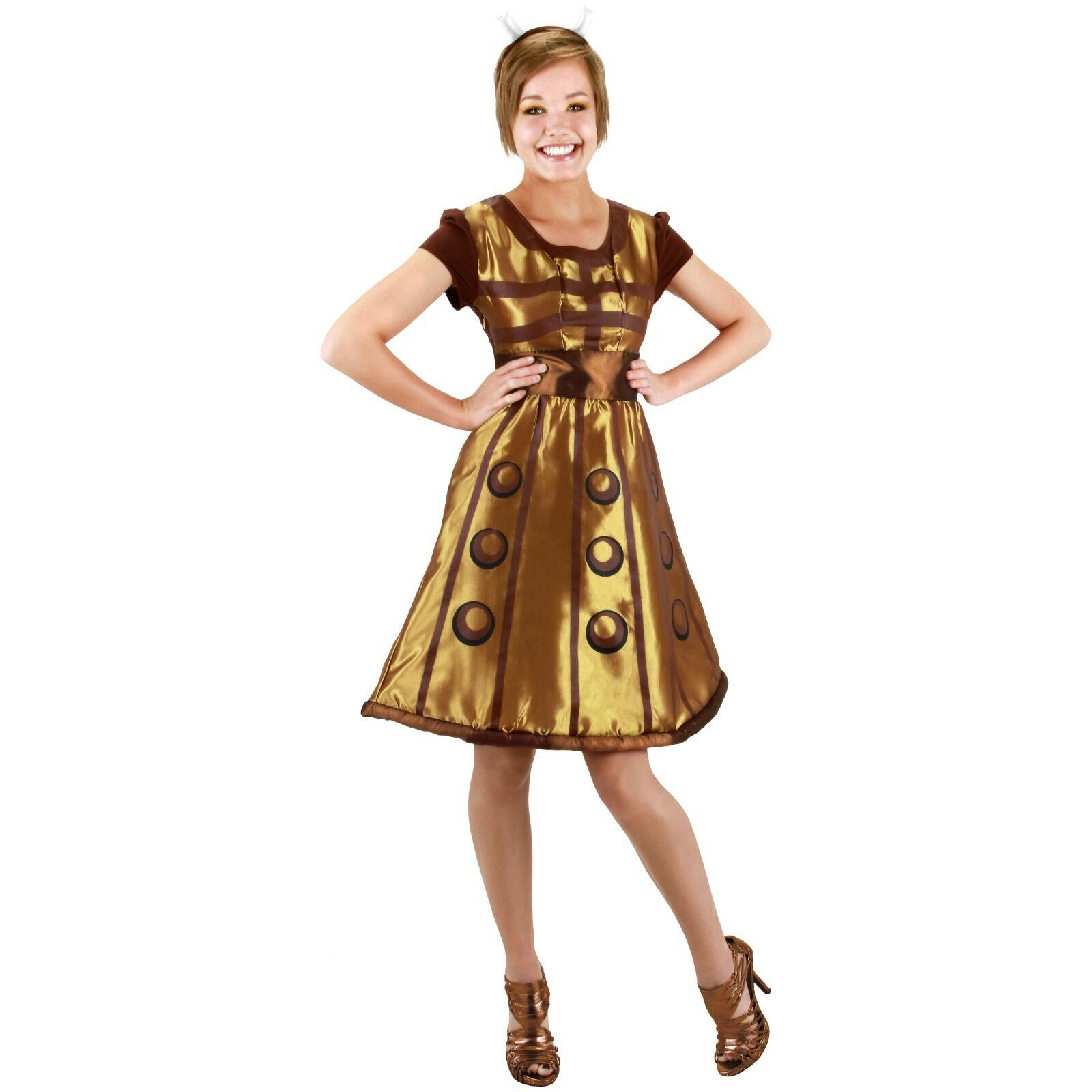 Doctor Who - Dalek Costume Dress L XL