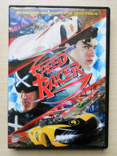 1 von 1 - Speed Racer   - DVD  - mit John Goodman, Susan Sarandon & Benno Fürmann