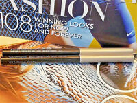 2x Clinique Quickliner For Eyes Intense In 09 Intense Ebony,