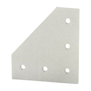 80-20-Inc-Aluminum-5-Hole-90-Degree-Angled-Flat-Plate-30-Series-30-4351-N