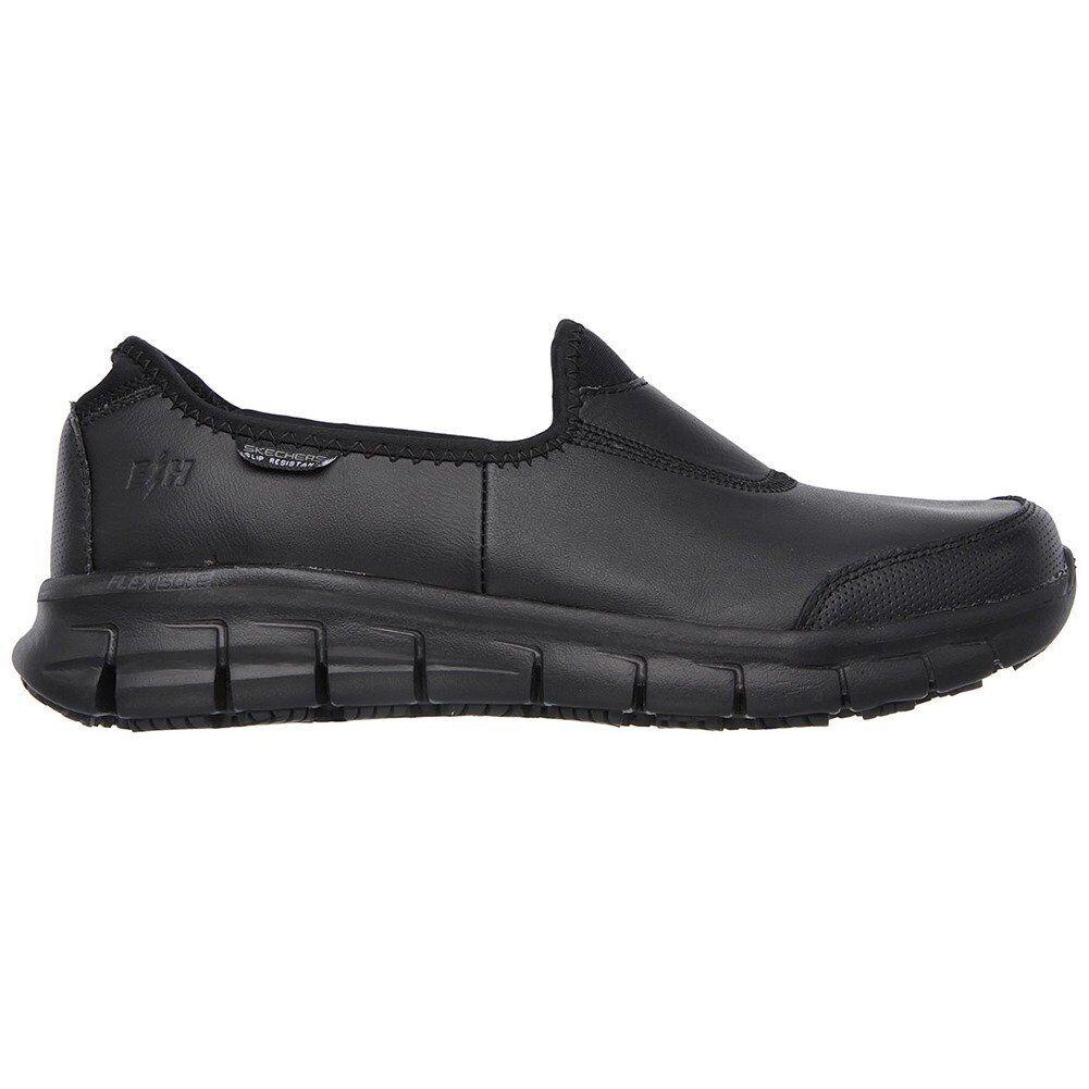 76536EC-BBK, Zapatillas Skechers – Sure Track  negro, Mujer, 2018, Textil