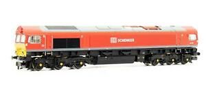 GRAHAM FARISH 'N' GAUGE 371-383 DB SCHENKER CL66 152 DIESEL LOCOMOTIVE