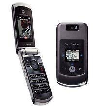 FAIR Verizon Motorola Moto W755 No Contract 3G 1.3MP Camera MP3 CDMA Flip Phone
