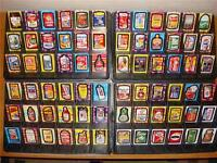 Wacky Packages Flashback Series 1 72 Card Set Now