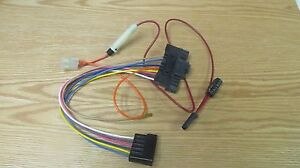 1957-CHEVY-STEERING-COLUMN-CONVERSION-HARNESS-75-up-column-to-Original-Harness