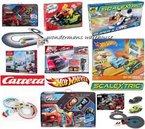 1a42f9ebd Scalextric Carerra Hot Wheels Real FX Racing Race Track Sets - Brand ...