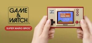 Nintendo-Game-amp-Watch-Super-Mario-Bros-35th-Anniversary-Trusted-Seller