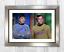 Star-Trek-A4-Shatner-amp-Nimoy-1-signed-mounted-poster-Choice-of-frame thumbnail 3