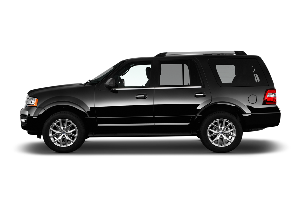 Ford Expedition side view