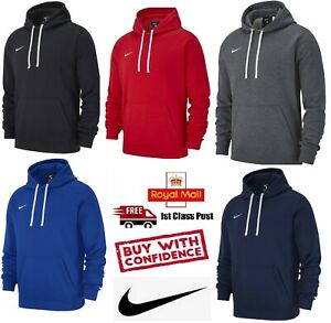 NIKE-MENS-FLEECE-OVERHEAD-CLUB-19-HOODIE-HOODY-SWEATSHIRT-SWEATER-JACKET-JUMPER