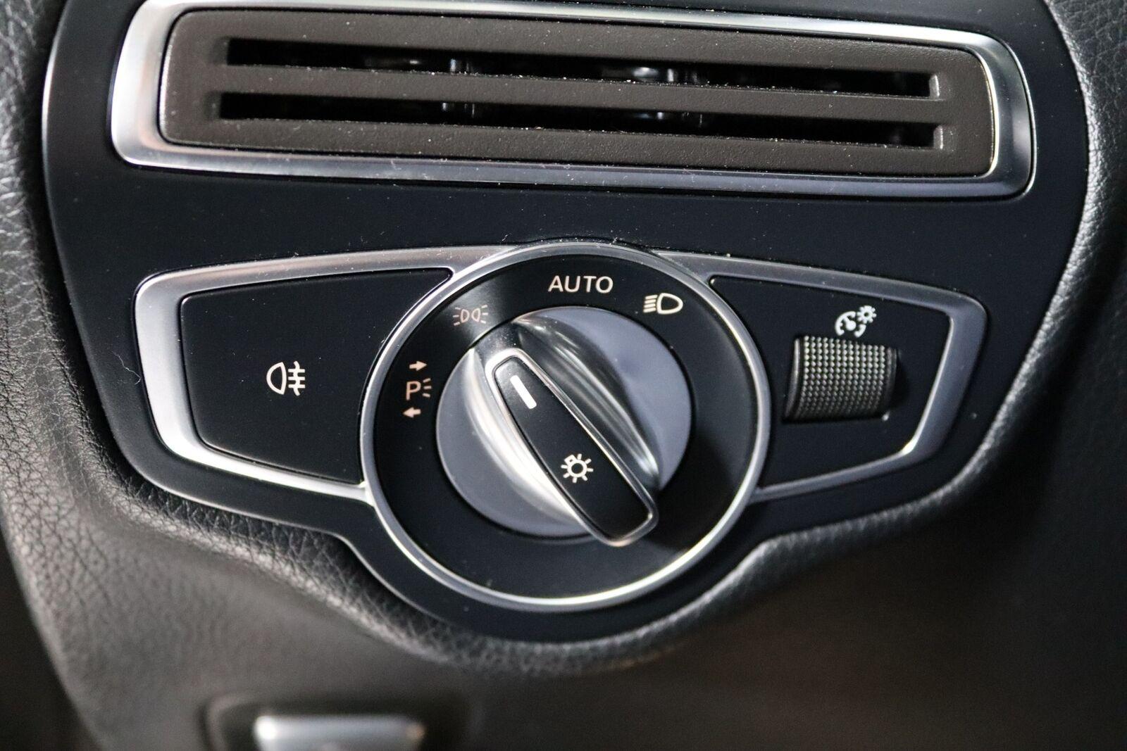 Mercedes GLC350 d 3,0 aut. 4-M - billede 9