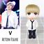 miniature 5 - Kpop BTS RM Jin Suga JHope Jimin V Jungkook lastic Dressing Doll Toy  BANGTAN