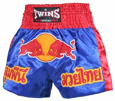 TWINS  Retro Muay Thai Boxing Shorts TBS05