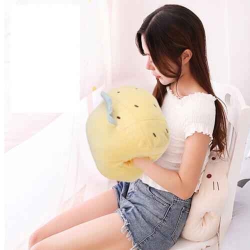 1pc Hand Warmer Soft Cute Adorable Practical Plush Pillow Hand Warmer for School