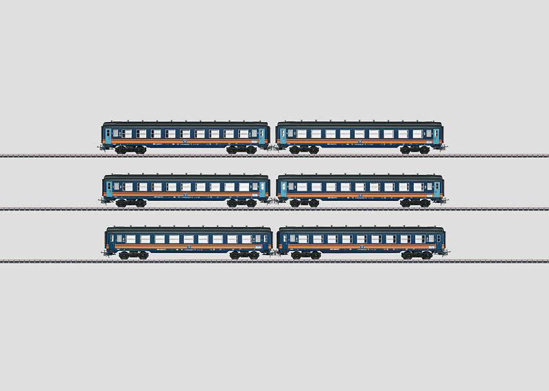 Märklin 46090 vagoni-Set