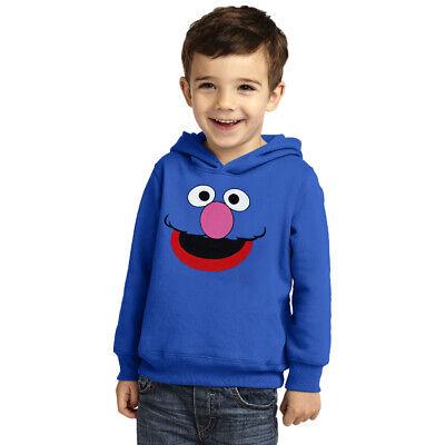 Sesame Street Zoe Face Toddler Hoodie