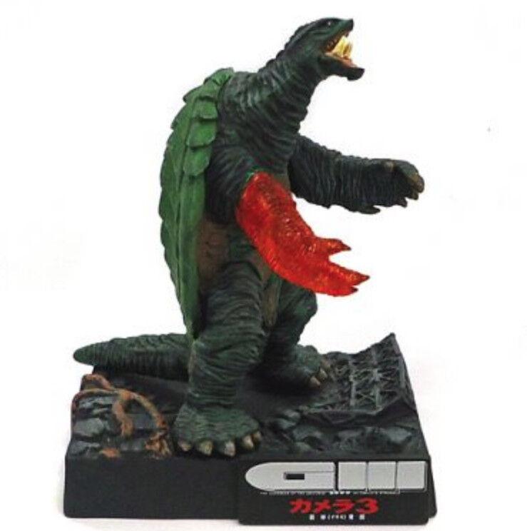 NUOVO GAMERA 3 segreto VER. Diorama Figura IN PVC TINTA UNITA ALTEZZA 3.5  9cm Godzilla Kaiju