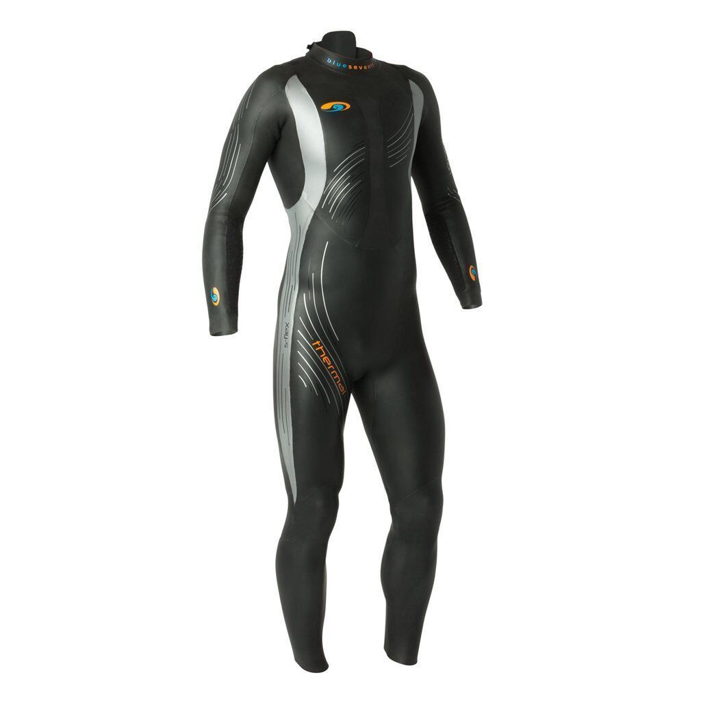 blueee Seventy Men's Thermal Reaction  Full Sleeve Wetsuit - 2019  clearance up to 70%