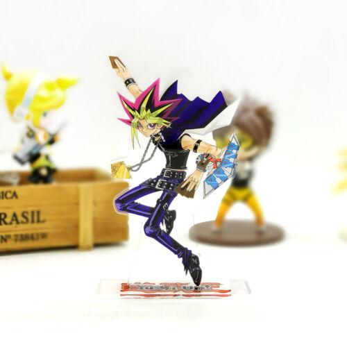 Mutou Yugi  acrylic stand figure model toy anime table decoration Yu-Gi-Oh
