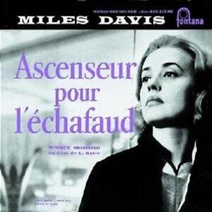 Miles-Davis-034-Ascenseur-pour-l-039-echafaud-034-CD-NEUF