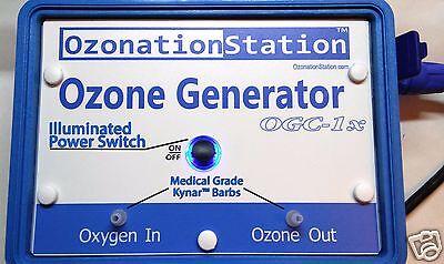 OXYGEN FED OZONE GENERATOR - Bast Value in Ozone Therapy