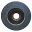 "200 Pack 4.5"" x 7//8/"" Professional 80 Grit Zirconia Flap Disc Grinding Wheels T29"
