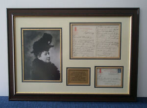 Queen-Victoria-039-s-daughter-Helena-signed-letter-montage-AFTAL-approved