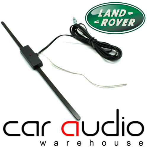 LANDROVER Internal Glass Mount Car Stereo Radio Amplified Active Aerial Antenna