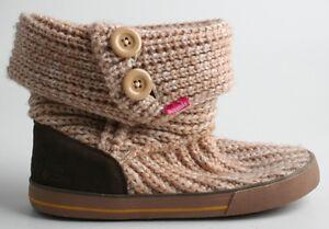 Djinns Stiefel Djeannie Knit Boot Beige
