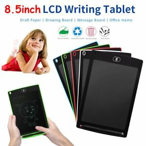 8-5-inch-LCD-eWriter-Tablet-Writing-Drawing-Memo-Message-Boogie-Board-Note-dF