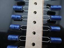 20pcs NCC Nippon Chemi-Con LXZ 100mfd 25v 100uf electrolytic Capacitor 105℃