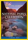 National Parks Collection 7pc WS DVD