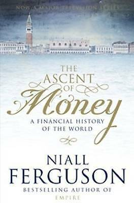 The Ascent of Money: A Financial History of the World(Trade Paperback)LIKE NEW