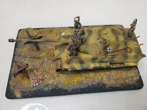 Pro-Built-1-35-scale-WWII-German-034-Air-support-is-coming-034-diorama