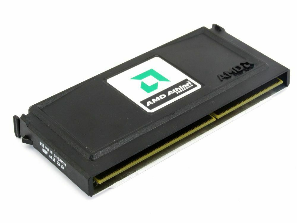 AMD-K7800MPR52B A 800MHz/512KB/200MHz Slot A Card Athlon CPU Pluto Processor