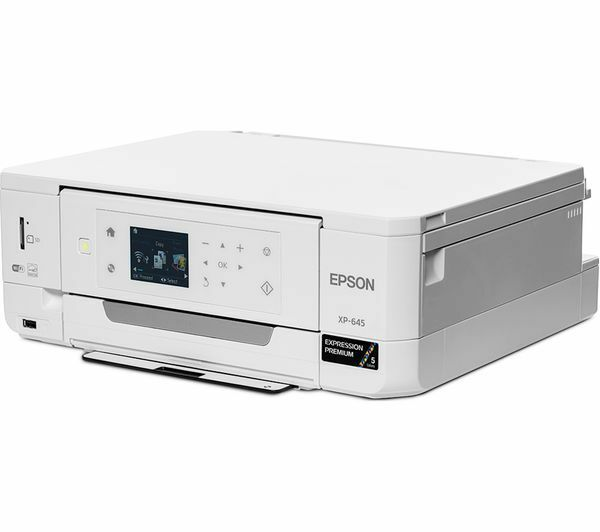Epson C11CG18401 Expression Premium Xp-6000 Wi-Fi All-in-one Inkjet Printer  - Black