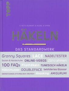 Hetty Burkart Häkeln Das Standardwerk Neu Handbuchratgeber
