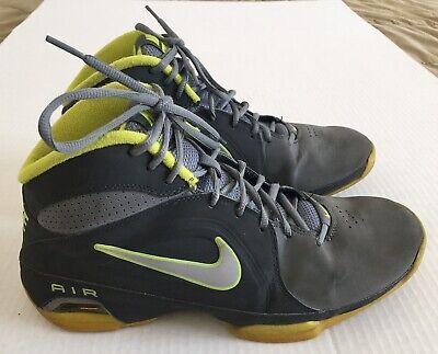 Nike Air Visi Pro 3 Gray Volt Yellow