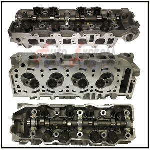 Details about 85-95 Toyota 4Runner Pickup Celica 2 4 Complete Cylinder Head  22R 22RE 22RE New