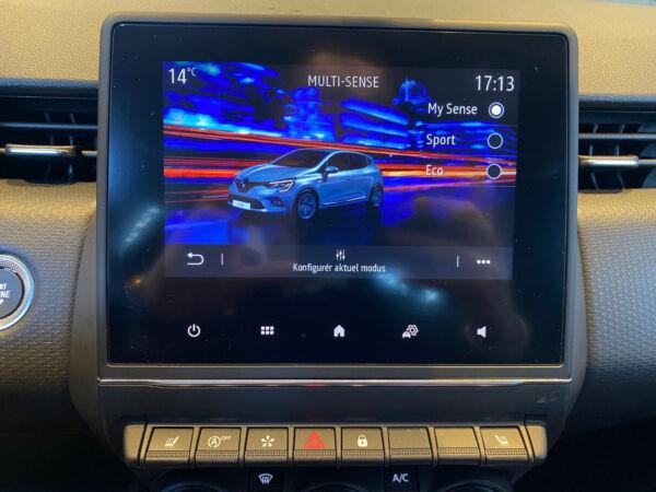 Renault Clio V 1,0 TCe 100 Intens billede 10