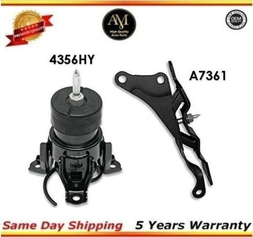 3.5L Motor /& Trans Mount  For Nissan 07-12 Altima CVT AUTO 09-14 Maxima