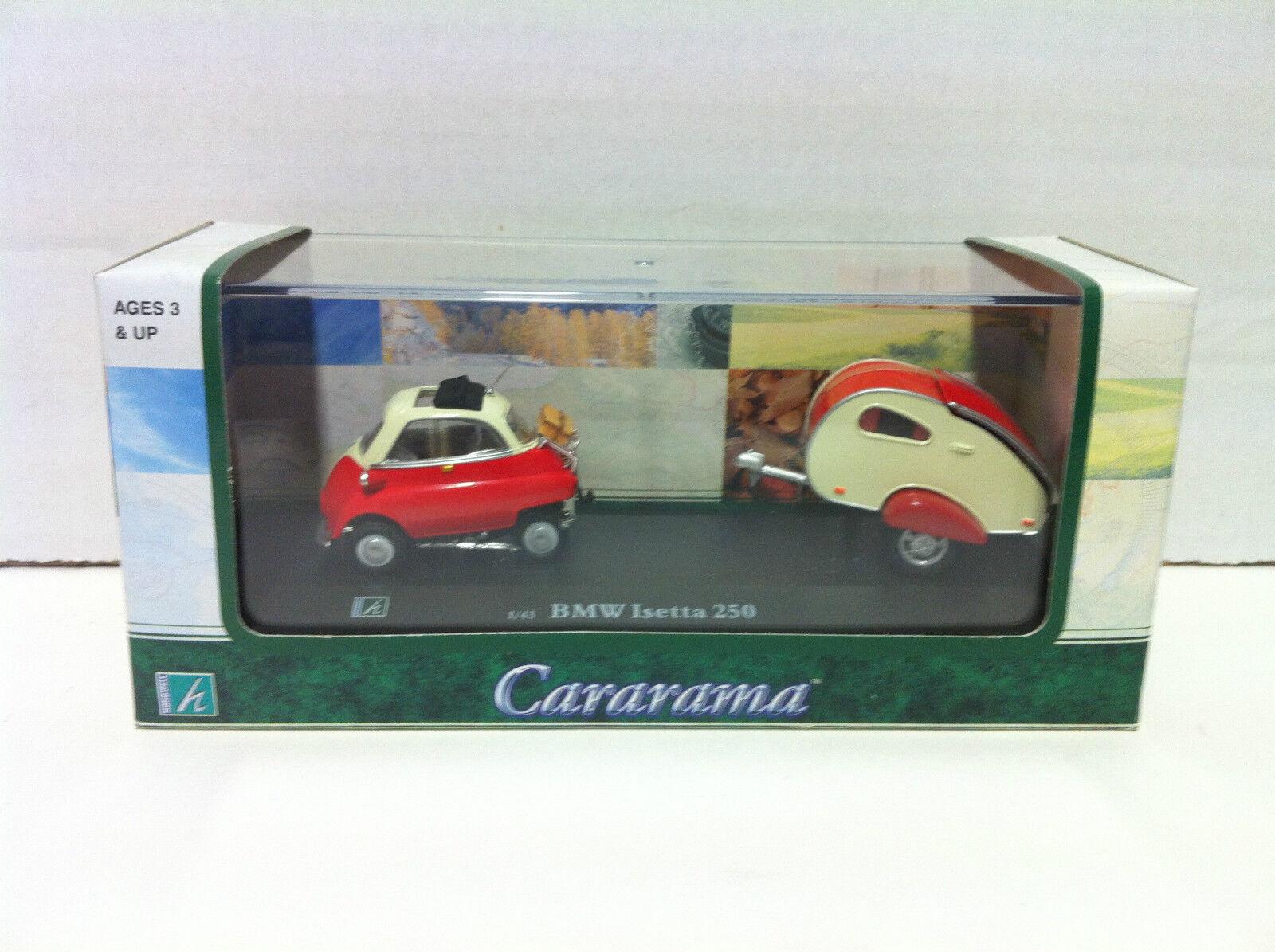 Cararama Classic Car & Caravan Caravan Caravan set (6) 13b892